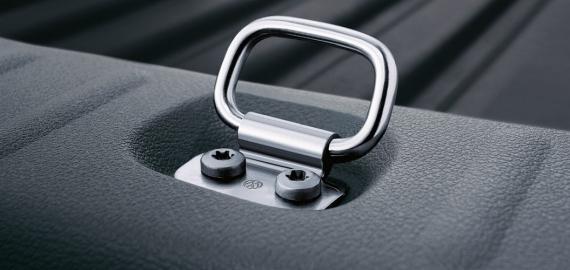кольца для крепления груза в кузове